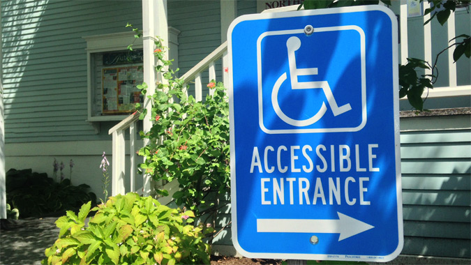 Teaching Disability Etiquette for Wayfinding Accessibility