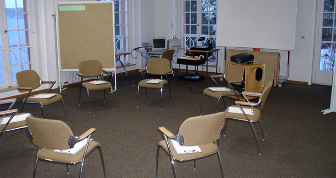 Classroom Design Research ~ What is the best seating arrangement plan for a training