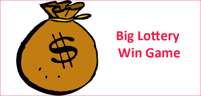 Big Lottery Win – Icebreaker Activity